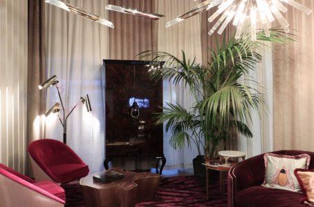Interior Design Trends Paris Live Plants